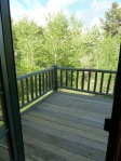 Crazies-Master Bedroom Deck